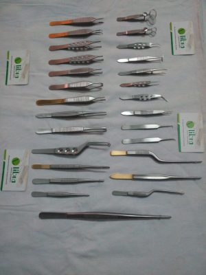 Dressing and Tissue Forceps